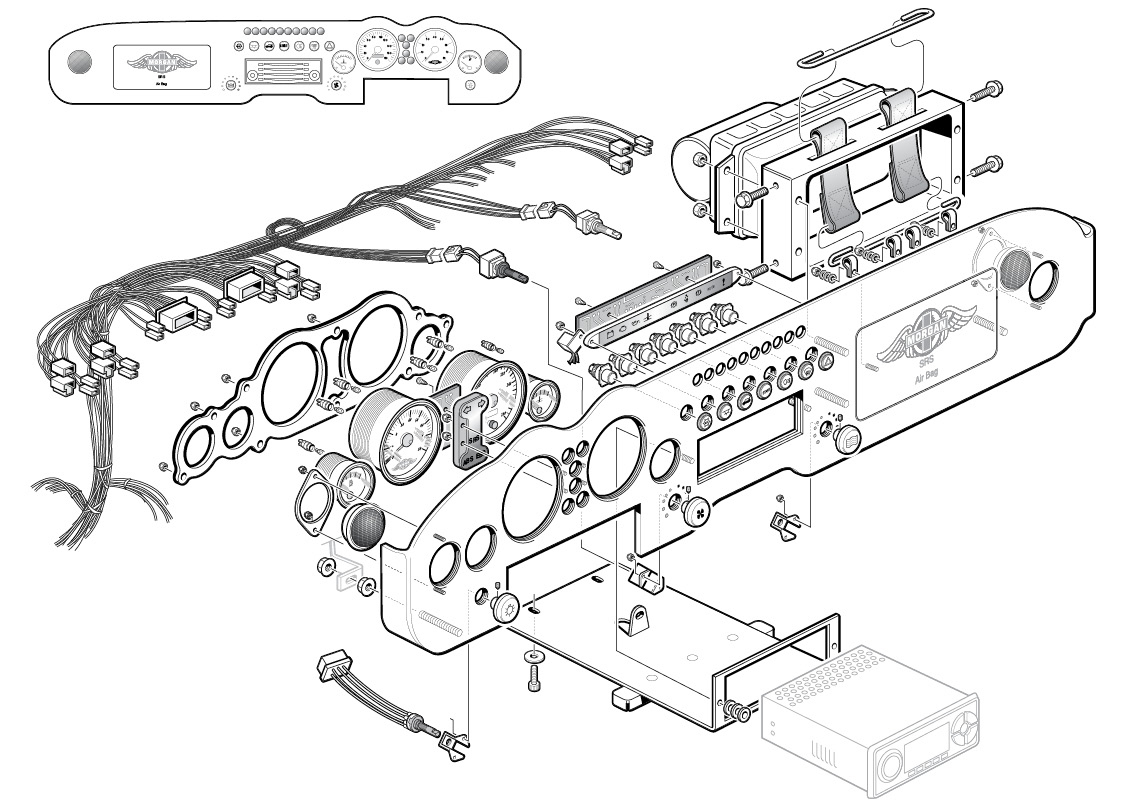 exploded 3d illustrations for spare parts  u0026 build manuals